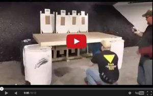 16 Shots and a reload in under 5 seconds. Impressive.